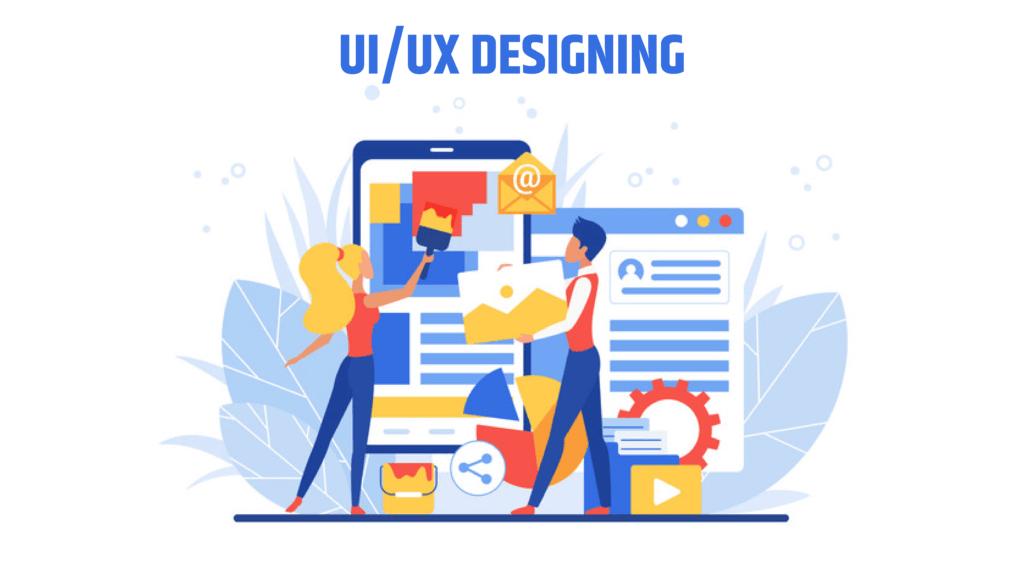 UI-UX Designing